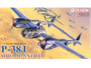 Dragon - P-38J Lightning Droop Snoot 1/72 5030