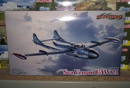 Dragon - Sea Venom FAW.21 1/72 5096
