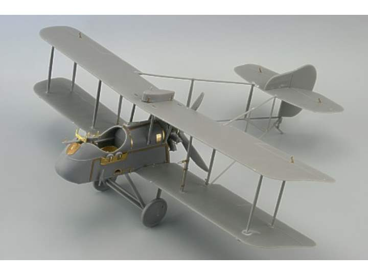 Eduard DH-2 - For The Roden Kit Scale 1/32 32645