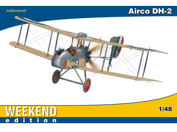 Eduard Airco DH-2 - Weekend Edition Scale 1/48 8443