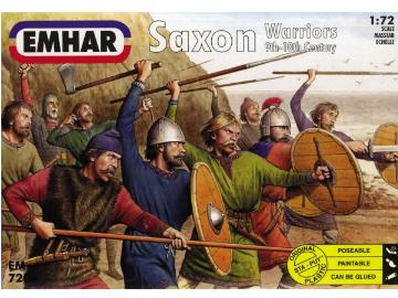 Emhar - Saxon Warriors 1/72 7206