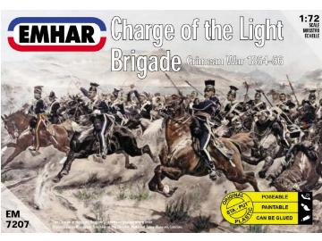 Emhar - Charge of The Light Brigade - Crimean War 1/72 7207