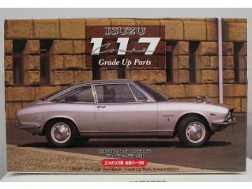 Fujimi - Isuzu 117 Coupe Handmaid with Upgrade Parts 1/24 03633