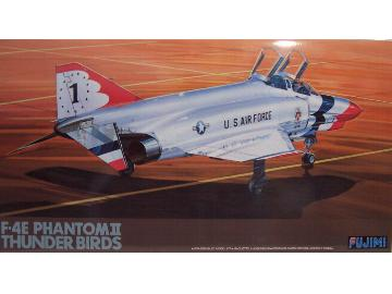"Fujimi - F-4E Phantom II ""Thunderbirds"" 1/48 32005 R-5"