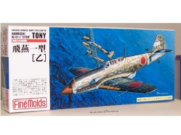Fine Molds - IJA Kawasaki Type3 Ki-61-1 Otsu Tony Fighter 1/72 FMFP24