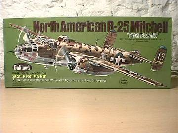 Guillows - B-25 Mitchell 1/32 805