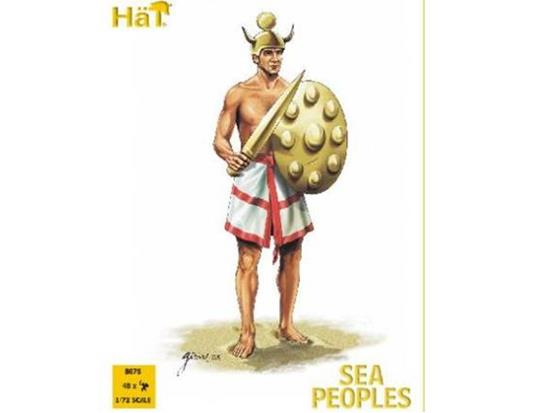 Hat - Sea People 1/72 8078
