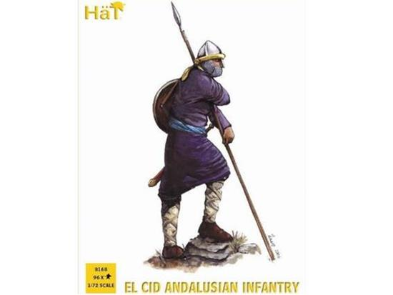 Hat - El Cid Andalusian Infantry 1/72 8168