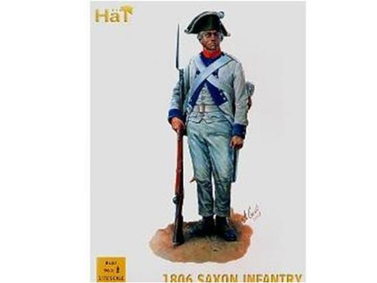 Hat - 1806 Saxon Infantry 1/72 8187