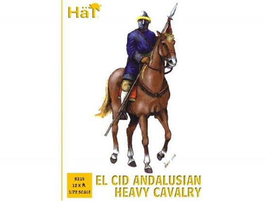 Hat - El Cid Andalusian Heavy Cavalry 1/72 8215