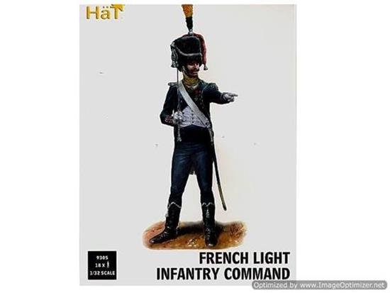 Hat - French Light Infantry Command 1/32 9305
