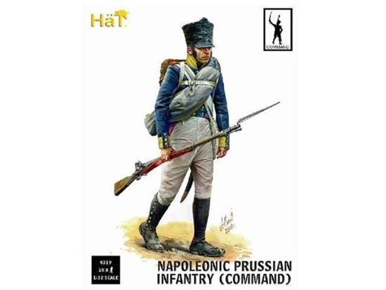 Hat - Prussian Infantry Command 1/32 9319