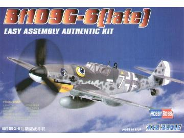 Hobbyboss - Bf109G (Late) 1/72 80226