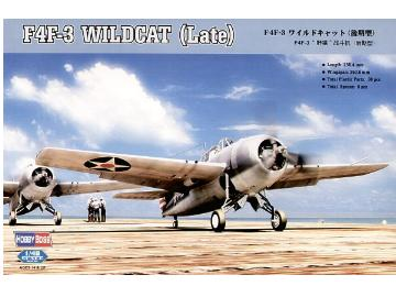 Hobbyboss - F4F-3 Wildcat (Late) 1/48 80327