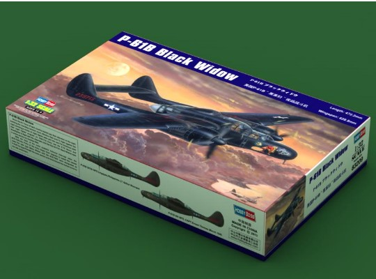 Hobbyboss P-61B Black Widow Scale 1/32 83209