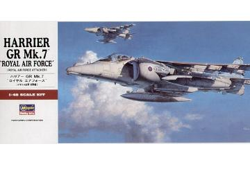 Hasegawa Harrier GR7 'Royal Air Force' Scale 1/48 HAPT36