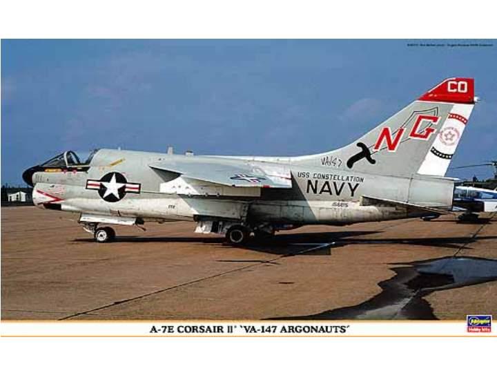 A-7E Corsair II Hasegava 1/48