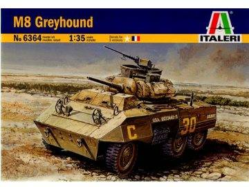 Italeri - M8 Greyhound 1/35 6364