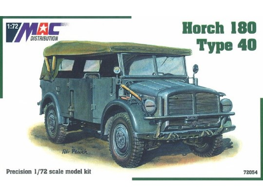 Mac Distribution Horch 108 type 40 1/72 72054