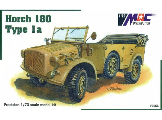 Mac Distribution Horch 180 Type 1a 1/72 72055