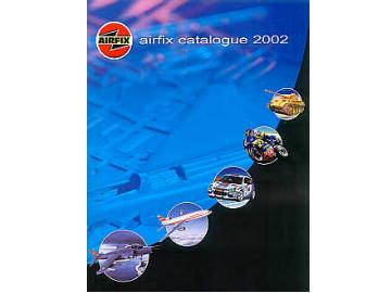 Airfix - 2002 Catalogue Scale n/a Date: 2002