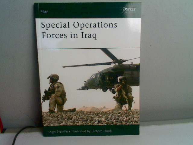Osprey Elite Series No170 - Special Operations in Iraq - Date: 00's