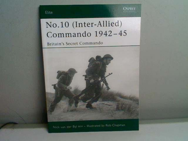 Osprey Elite Series No142 - No10 Inter Allied Commando 1942-45 - Date: 00's