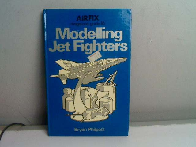 Airfix Magazine Guide 16 - Modelling Jet Fighters - Date: 1970's