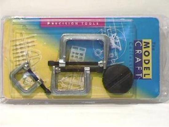 Model Craft 3 X G-Clamps with Magnet Base PCL1003