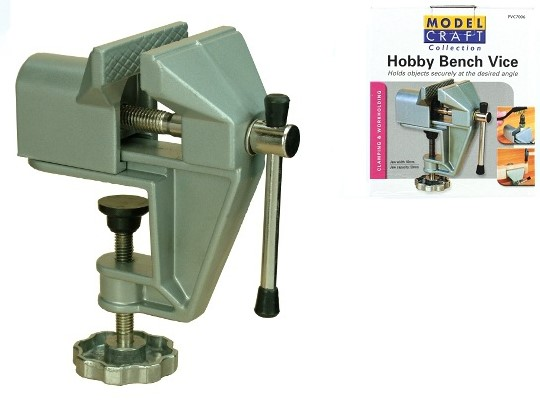 Model Craft - Hobby Bench Vice PVC7006
