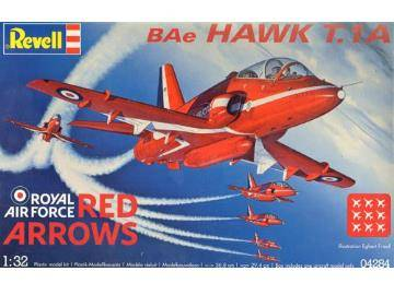 Revell BAe Hawk 'Red Arrows' Scale 1/32 4284