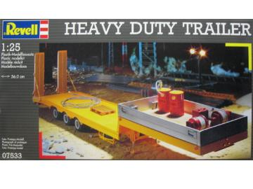 Revell Heavy Duty Trailer Scale 1/25 7533