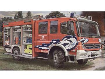 Revell Schlingmann TLF 16-25 Fire Engine Scale 1/24 7586