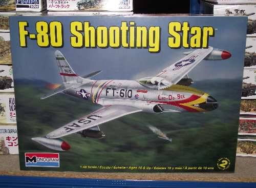 Revell Monogram F-80 Shooting Star 5311