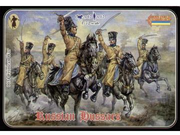 Strelets Crimean War - Russian Hussars Scale 1/72 034
