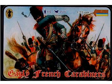 Strelets Early French Carabiniers Scale 1/72 106