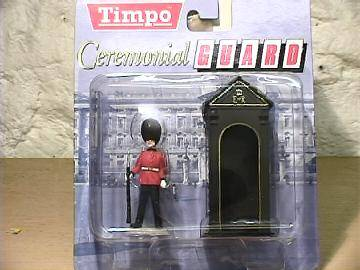 Timpo Ceromonial Guardsman and Sentry Box Scale 54mm 43102