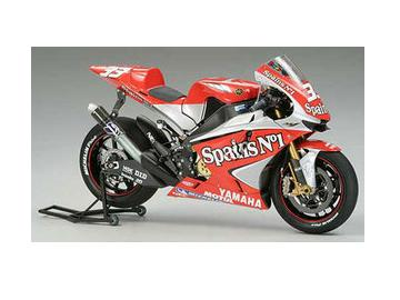Tamiya Yamaha YZR-M1 2004 No.33  - FINISHED MODEL Scale 1/12 21033