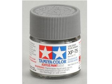 Tamiya Acrylic Mini XF75 IJN Grey Kure Scale 10ml 81775