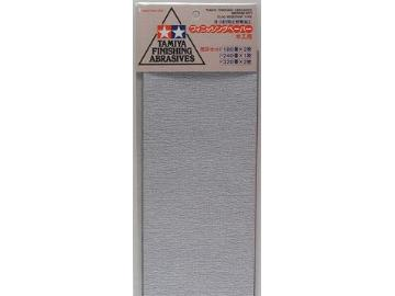 Tamiya Finishing Abrasives (Medium Set) Scale na 87009