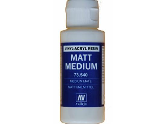 Vallejo - Matte Medium 60ml Scale 60ml 73540