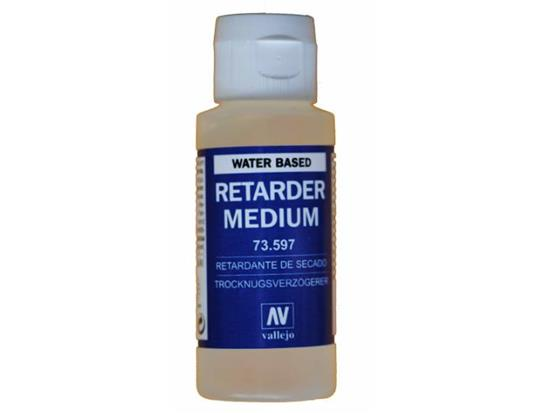Vallejo Drying Retarder 60ml Scale 60ml 73597