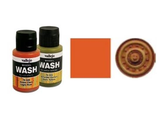 Vallejo - Dark Rust Wash Scale 35ml 76507