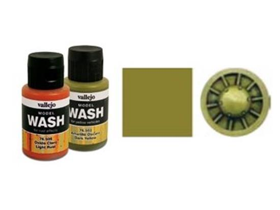Vallejo - Dark Green Wash Scale 35ml 76512