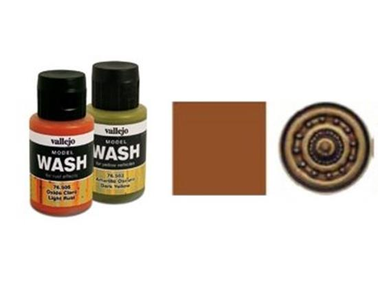 Vallejo - Brown Wash Scale 35ml 76513