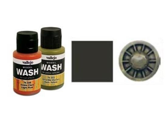Vallejo - Dark Grey Wash Scale 35ml 76517