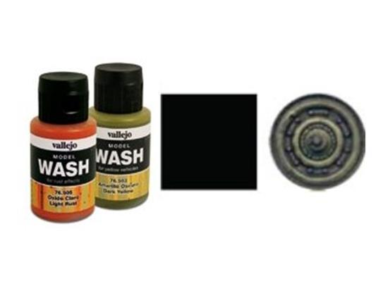 Vallejo - Black Wash Scale 35ml 76518