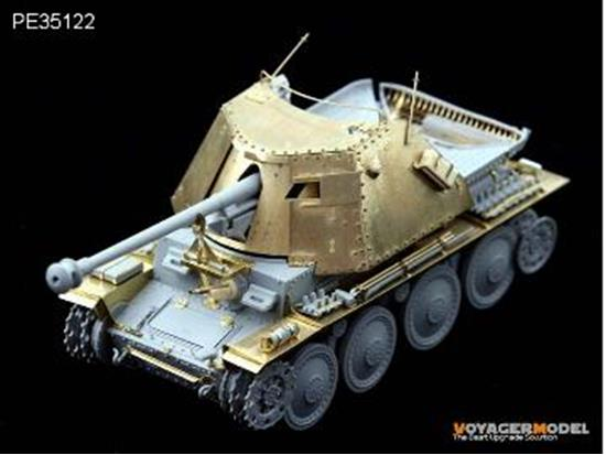 Voyager 1/35 WWII Marder III Ausf H (For DRAGON 6331) Scale 1/35 PE35122