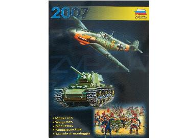 Zvezda 2007 Catalogue Scale na 0007