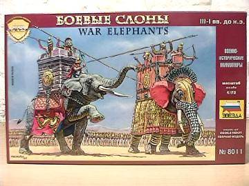 War elephants